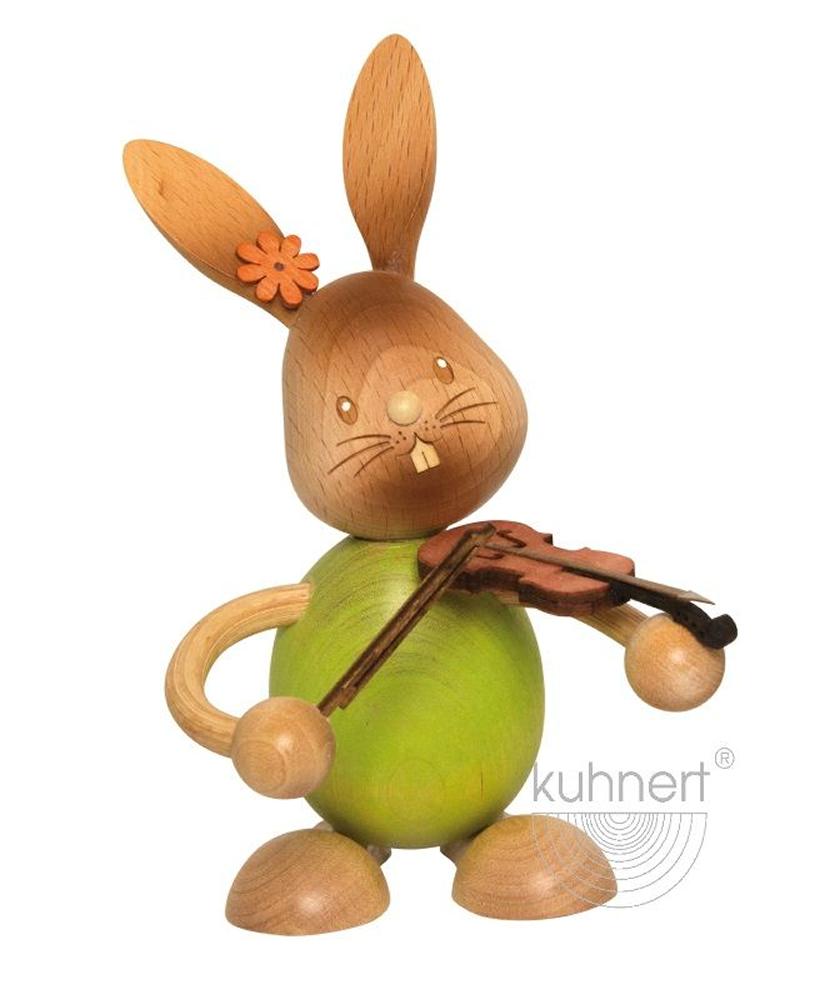 GRATIS Kuhnert Stupsi Hase mit Geige 52233 vom Fachhändler neu 2020